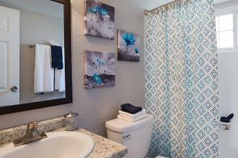Bathroom, Carriage House, 2