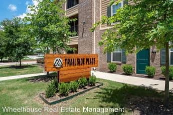 Community Signage, Trailside Place, 0