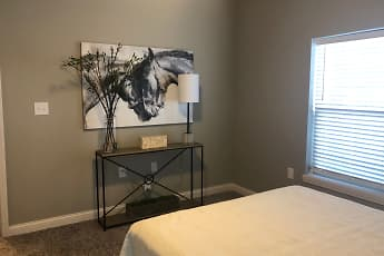 Bedroom, Finish Line, 1