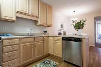 Kitchen, Commonwealth Living at Radford, 1