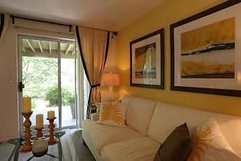 Living Room, Crystal Creek, 1