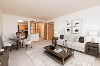 Living Room, Lilac, 2