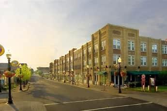 Old Town on the Monon, 0