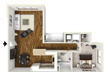 The Aspen Apartments, 2