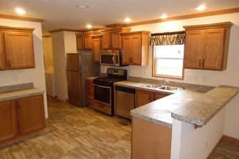 Kitchen, Warren Dunes Village, 0
