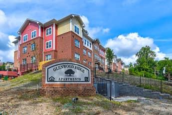 Community Signage, Glenwood Ridge Apartments, 0