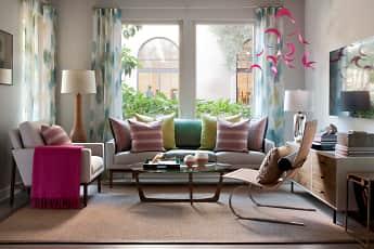 Living Room, Villas at Playa Vista - Malibu, 0