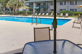 Pool, Timberland Apartments, 0