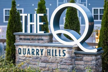 Community Signage, The Q, 0