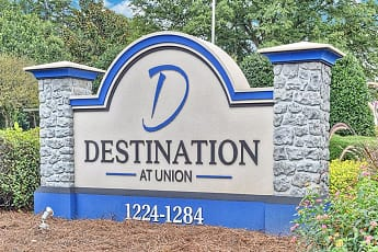 Community Signage, Destination At Union, 2