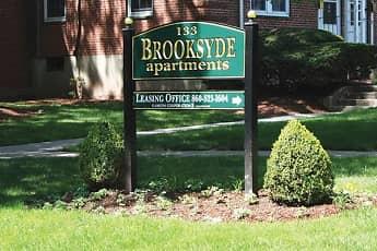 Community Signage, Brooksyde Apartments, 0