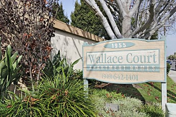 Community Signage, Wallace Court, 0