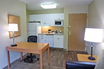 Kitchen, Furnished Studio - Pleasanton - Chabot Dr., 1