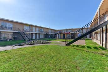Recreation Area, Schroeder Apartments, 0