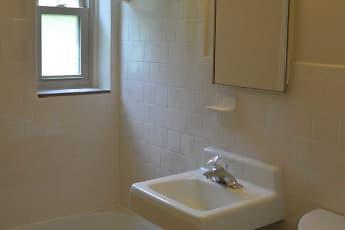 Bathroom, Aspen Court Apartments, 2