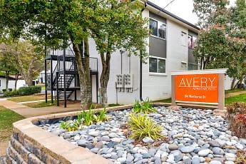 Community Signage, Avery, 0