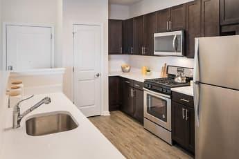 Kitchen, Summit Court, 1