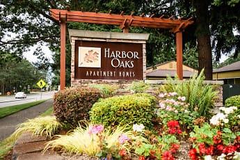Community Signage, Harbor Oaks, 0
