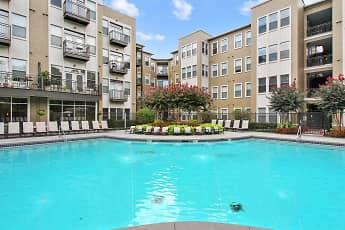 Pool, Mariposa Loft Apartments @ Inman Park, 0