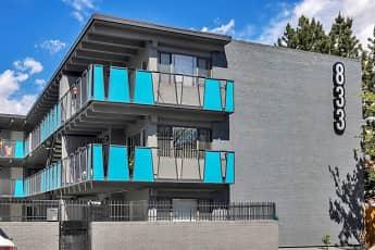Building, 833 Dexter, 1