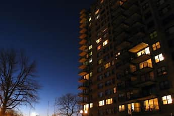 Building, Country Club Towers, 1