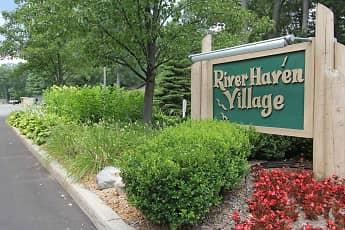 Community Signage, River Haven Village, 1