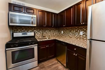 Kitchen, Parkview at Collingswood, 0