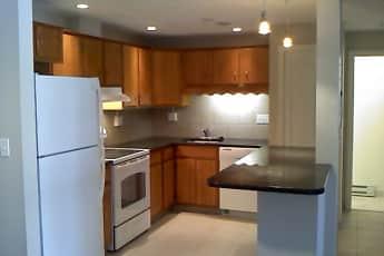 Kitchen, CAMELOT APARTMENTS, 2