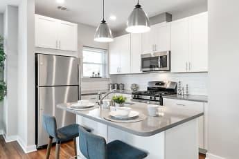 Kitchen, Weatherstone Flats, 0