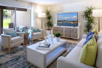 Living Room, Deerfield, 0
