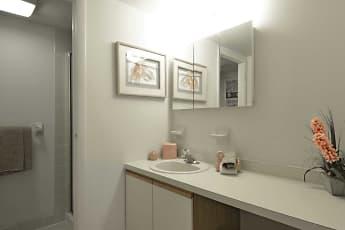 Bathroom, Park Place One, 2