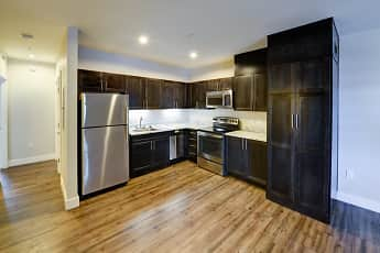 Kitchen, East Village Flats, 0
