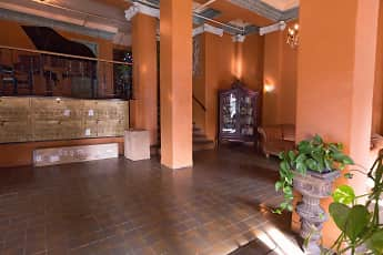 Foyer, Entryway, Gramercy Towers, 1