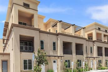 Building, Mayfair Townhomes, 1