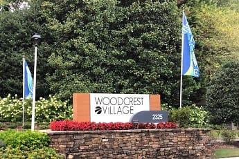 Community Signage, Woodcrest Village, 0