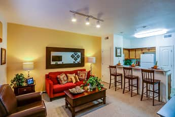 Living Room, Liberty Landing, 0