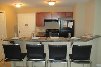 Kitchen, The Villas at Baraboo, 0