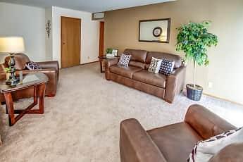 Living Room, Georgetown South, 1