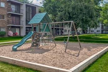 Playground, Eastgate Apartments, 2