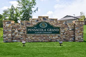 Community Signage, Pensacola Grand, 2