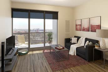 Living Room, Union Tempe, 1