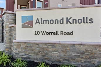 Community Signage, Almond Knolls, 0