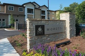 Community Signage, Moretti, 0
