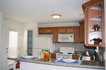 Kitchen, The Clusters, 2