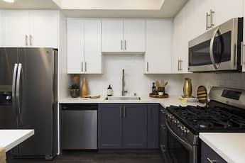 Kitchen, Modera West LA, 0