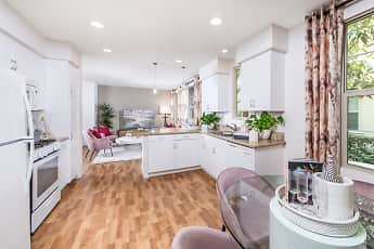 Kitchen, Woodbury Court, 0