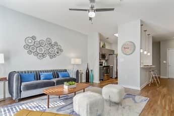 Living Room, Seventeen West, 1
