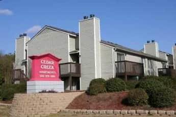 Community Signage, Cedar Creek Apartments, 0