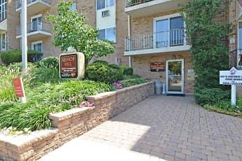 Community Signage, Bishop Hill Apartments, 1
