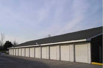 Building, Parkwater Apartments, 2